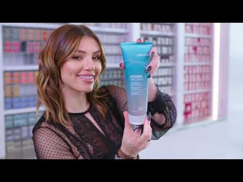 Купить Увлажняющий Кондиционер для тонких волос Joico Hydra Splash Hydrating Conditioner for Fine-Medium, Dry Hair , видео, цена