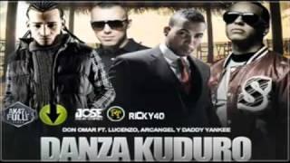 Don Omar Ft. Lucenzo, Daddy Yankee & Arcangel - Danza Kuduro (Official Remix) WwW.MundoRankiaO.CoM
