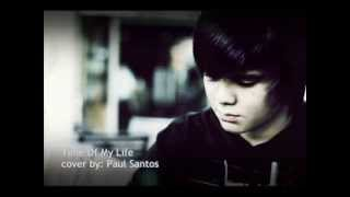 Time Of My Life (David Cook) - cover by Paul Santos
