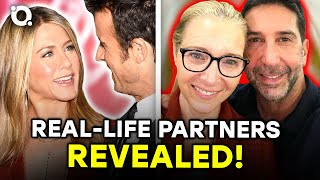 Friends: Real-Life Partners Revealed |⭐ OSSA Radar