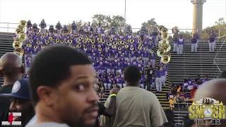 "Alcorn State S.O.D. ""Litty"" @ Crank Fest 2017"