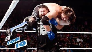 WWE Top 10 mejores momentos de Smackdown (17-03-2016)
