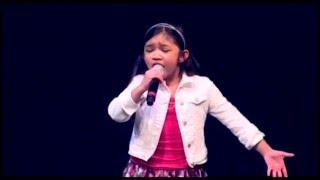 """Jennifer Hudson """"And I'm Telling You"""" Cover by Angelica Hale Children's Hospital Benefit"""