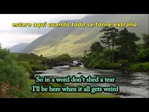 If I Ever Leave This World Alive En Espanol de Flogging Molly Letra y Video