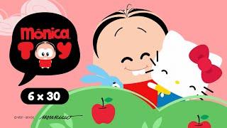 Mônica Toy  | Estrela Guia - Especial com Hello Kitty (T06E30)