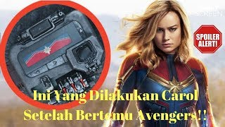 Penjelasan Adegan Mid Credit dan Post Credit Dari Film Captain Marvel