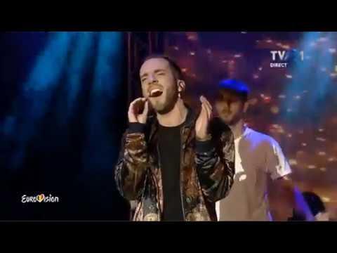 Alessandro Dănescu - Breaking up | A doua semifinală Eurovision România 2018