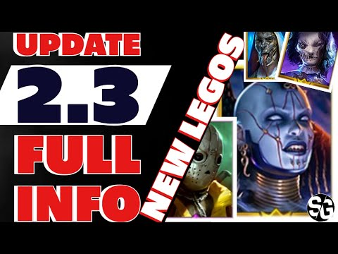 Garbage PATCH INFO 2.30 Raid Shadow Legends Halloween fusion skills patch 2.3 with Lydia