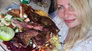 LIVE @ most delicious Churrascaria Brazilian grill in Barreirinhas with Adeyto