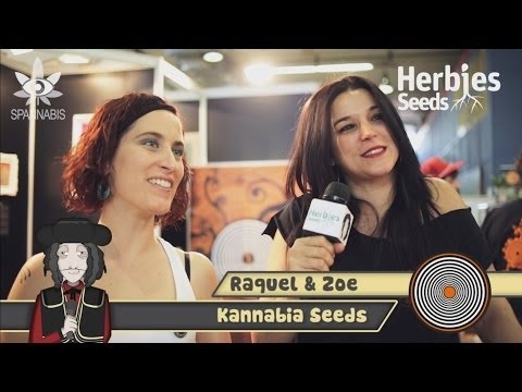 Kannabia Seeds @ Spannabis 2014 Barcelona