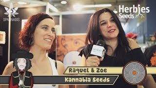 Herbie Interviews Kannabia Seeds