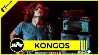 Kongos - I Want To Know | Live @ JBTV