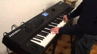 Calvin Harris - Faith - Piano Cover Version