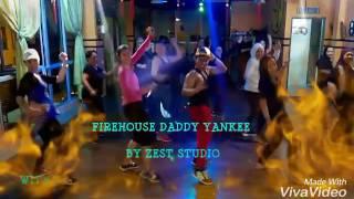 Firehouse Daddy Yankee ft Play-N-Skillz (ZUMBA FITNESS BY ZEST STUDIO