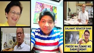 Liberal Party mga BOBO Tang Ina nyo! -Atty Larry Gadon