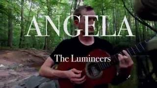 "The Lumineers ""Angela"" - Acoustic Cover (Christopher Burkholder)"
