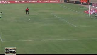 South Africa beat Nigeria 5:3 in Penalty shoot out in African under 20 Cup