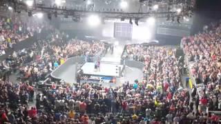 Shinsuke Nakamura Smackdown Live Debut