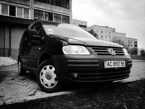 volkswagen caddy-gruz