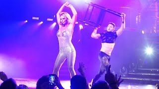 Britney Spears - Do Something Live - Piece of Me - Oct/3/2014 @PlanetHollywood, Las Vegas.