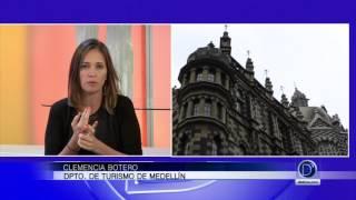 Clemencia Botero nos habla de Medellín como destino turístico en latinoamérica