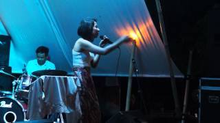 Amelia Ong feat Fanny Kuncoro at Bogor Jazz Reunion 2014 (Part 2)