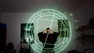 Doctor Strange shield effect test
