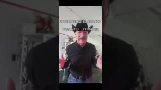 Jose Robles El Guacho - Caballo El Comander