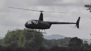 HELIWORX ROBINSON R-44 ZK-HAL BUCKET AG OP's KAIPAKI