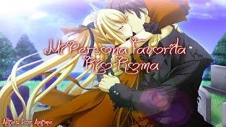 Mi persona favorita - Rio Roma (Anime + Lyrics )