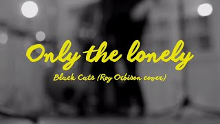 Black Cats — Only the lonely (Roy Orbison cover)