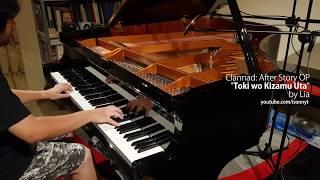 "[Audio Test] Clannad: After Story OP - ""Toki wo Kizamu Uta"" by Lia (Animenz's Version) [Piano]"