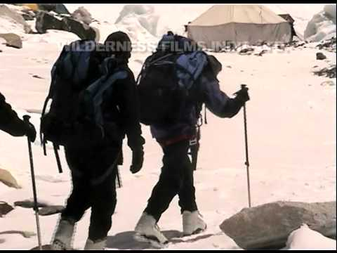 Increase in height causes hypoxia, Everest expedition