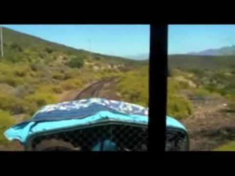 YouTube hexrivier train ride and hike