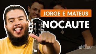 Videoaula Nocaute (violão)