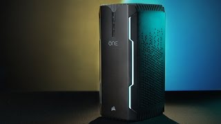 """GAMING PC from CORSAIR - Is it """"The One?"""""""