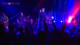 Koncert zespołu T.Love w Wilnie