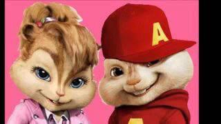 Alvin e Esquilete Essa mina é louca(Anitta e Jhama)
