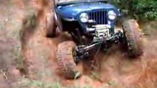 Jeep @ Pinheirinho