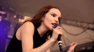 "CHVRCHES —  ""Clearest Blue"" (Live at SPIN at Stubb's, SXSW 2016)"