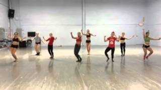 All I Want for Christmas - Jazz Dance width=