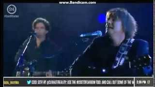 "Richie Sambora 10-23-2013 - ""Lean On Me"" (Bill Withers Cover)"
