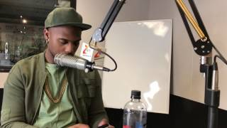 #POSTEDONTHECORNER - B.O.B TALKS FIRST ALBUM HE BOUGHT & FREESTYLES OVER OUTKAST