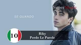 Top 10 Italian Songs Of The Week - May 23, 2017