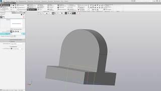 Проектирование в КОМПАС-3D v17. Урок 1.