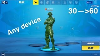 How to get 60fps on fortnite mobile videos / InfiniTube
