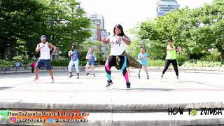 Dure Dure by Jencarlos ft. Don Omar  (Reggaeton, Zumba® Fitness Choreography) @How2Zumba