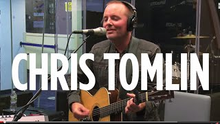 "Chris Tomlin ""Take Me Home, Country Roads"" John Denver Cover // SiriusXM // The Message"