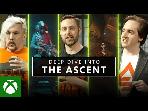 WTFF::: The Ascent gets a Gameplay Deep Dive