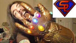 Avengers Infinity War Legends Series Infinity Gauntlet Full Size Movie Replica Quickie Review